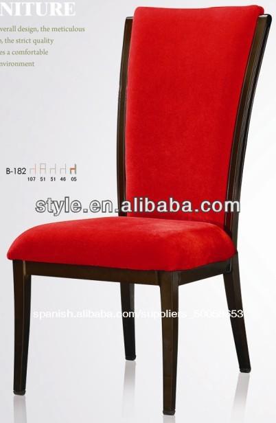 Sillas de metal para comedor edor blanco mesa cristal with sillas de metal para comedor - Tapizado de sillas de comedor ...