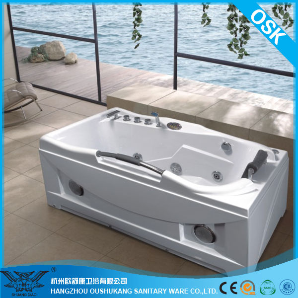 Healthful Ware Small Bathroom Bathtub