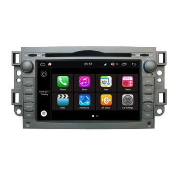 HIFIMAX Android 7.1 For Chevrolet Spark (2005-2009) Car Audio System Gps Navigation For Chevrolet Silverado (2007-2011)