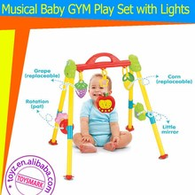 TOYZ Baby Gym Play Set with Music and lights Baby Rattles chenghai toys