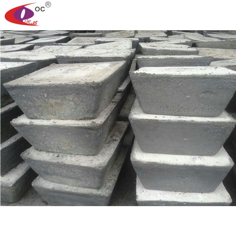 Hot Selling Antimony Ingots 99.85% Sb Ingot 99.9 Antimony