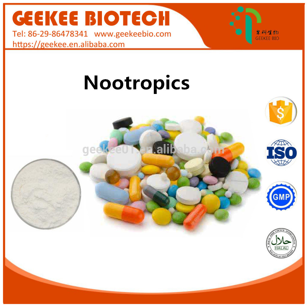 Geekee Supply various Nootropics powder nootropics capsules