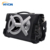 2018 hot product ODM OEM wireless portable wood music box 30w bluetooth karaoke Speaker microphone input