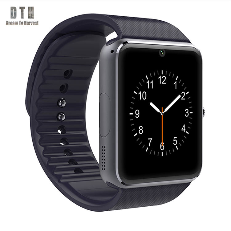 Android Smartwatch 2019 Sport GT08 Bluetooth Smart Watch Smart Phone Smart Smart Watch