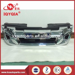 8981938690 China supplier car radiator grille for ISUZU D-MAX 2012-