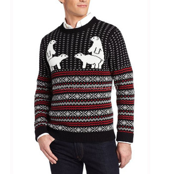 Ugly Christmas Sweater Men.15csu003 2017 Men Acrylic Knit Winter Thick Ugly Christmas Sweater Buy Ugly Christmas Sweater Mens Christmas Sweaters Custom Christmas Sweater