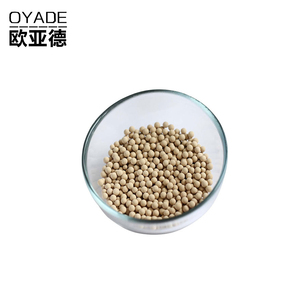 Shandong OYADE zeolites desiccant molecular sieve 3A air dryer from China