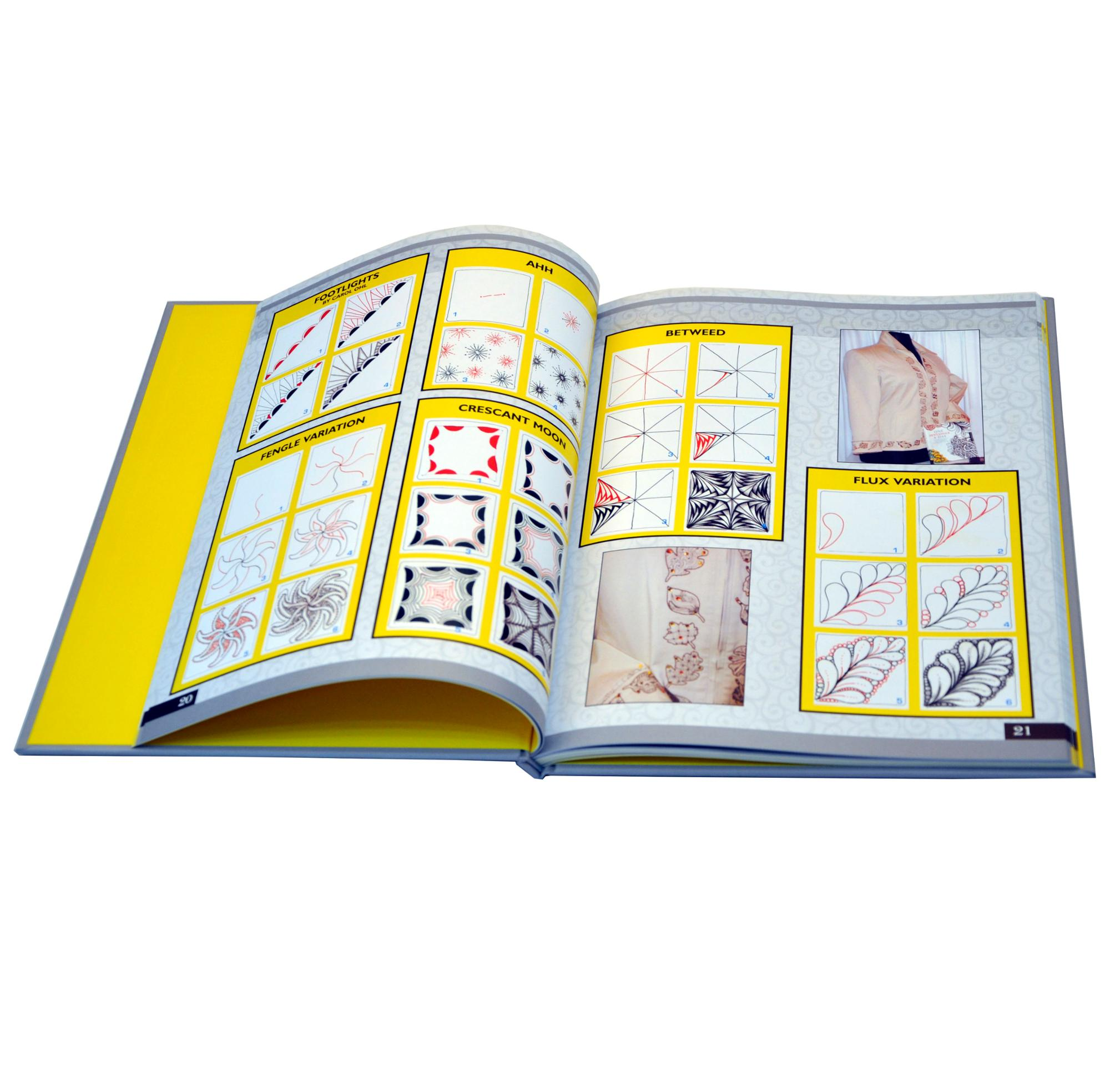 direct factory price high quality catalog book printing