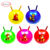 RUNYUAN 2018 NEW Inflatable Hopping Toy Ball for Children Playing with High Quality/red-Toy manufacturer