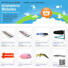 e-commerce global waders fishing online web site