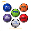 Professional promotional soccer ball printed stress balls