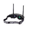 high quality SPX01 5.8ghz wireless hd video glasses hdmi