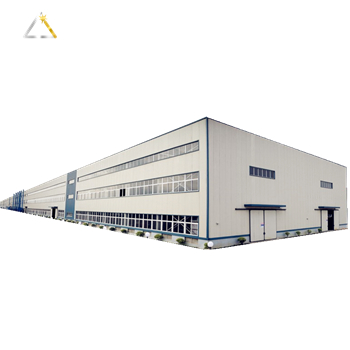 Factory Plant Construction Light Steel Structure
