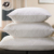 Different Sizes Hotel Linen Goose Feather Down Bed Pillow