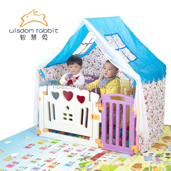 18 2 grand parc pour b b s b b jeu pour enfants jardin. Black Bedroom Furniture Sets. Home Design Ideas