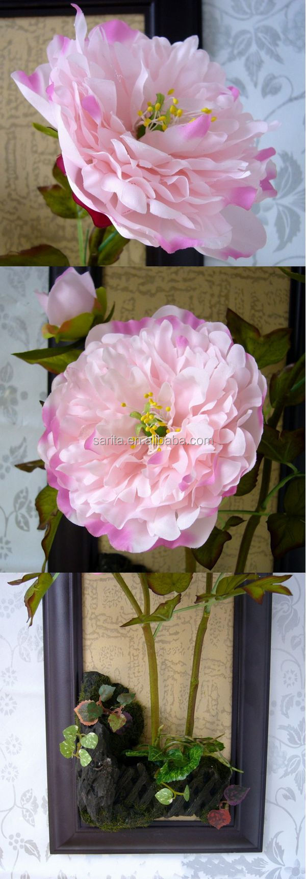 Artificial Flower Arrangement For Sale Wall Hanging Flower
