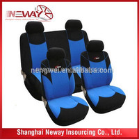 Competitive price auto newest car seat covers sets