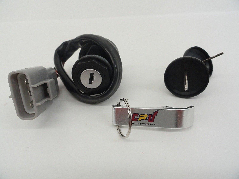 CRU Key ignition switch Yamaha 09-11 YFM 350 YFM350 Grizzly