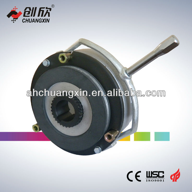DZS3 Series dc spring applied industrial electromagnetic brake for electric motor