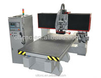Atc CNC router machine with 3d scanner