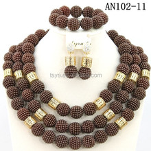 african beads jewelry set ,artificial kundan bridal jewellery sets