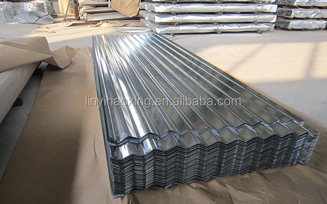 Zinc Coated Roofing Sheet Corrugated Galvalume