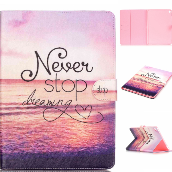 Wholesale pu leather case for iPad Pro 9.7 inch