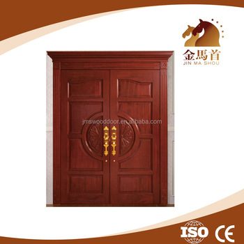 Hight Quality Low Price China Supplier Modern House Wood Door ...