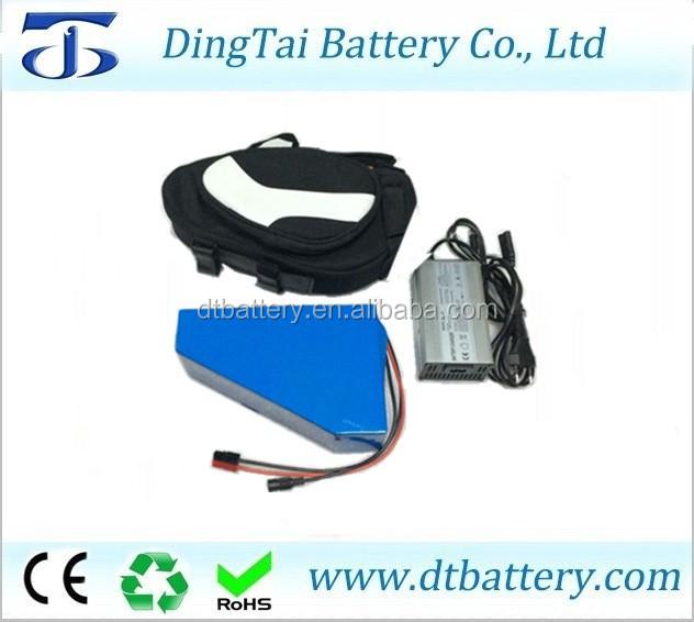 Wholesale Triangle 52v li ion e-bike battery pack 52v 20ah ebike ...