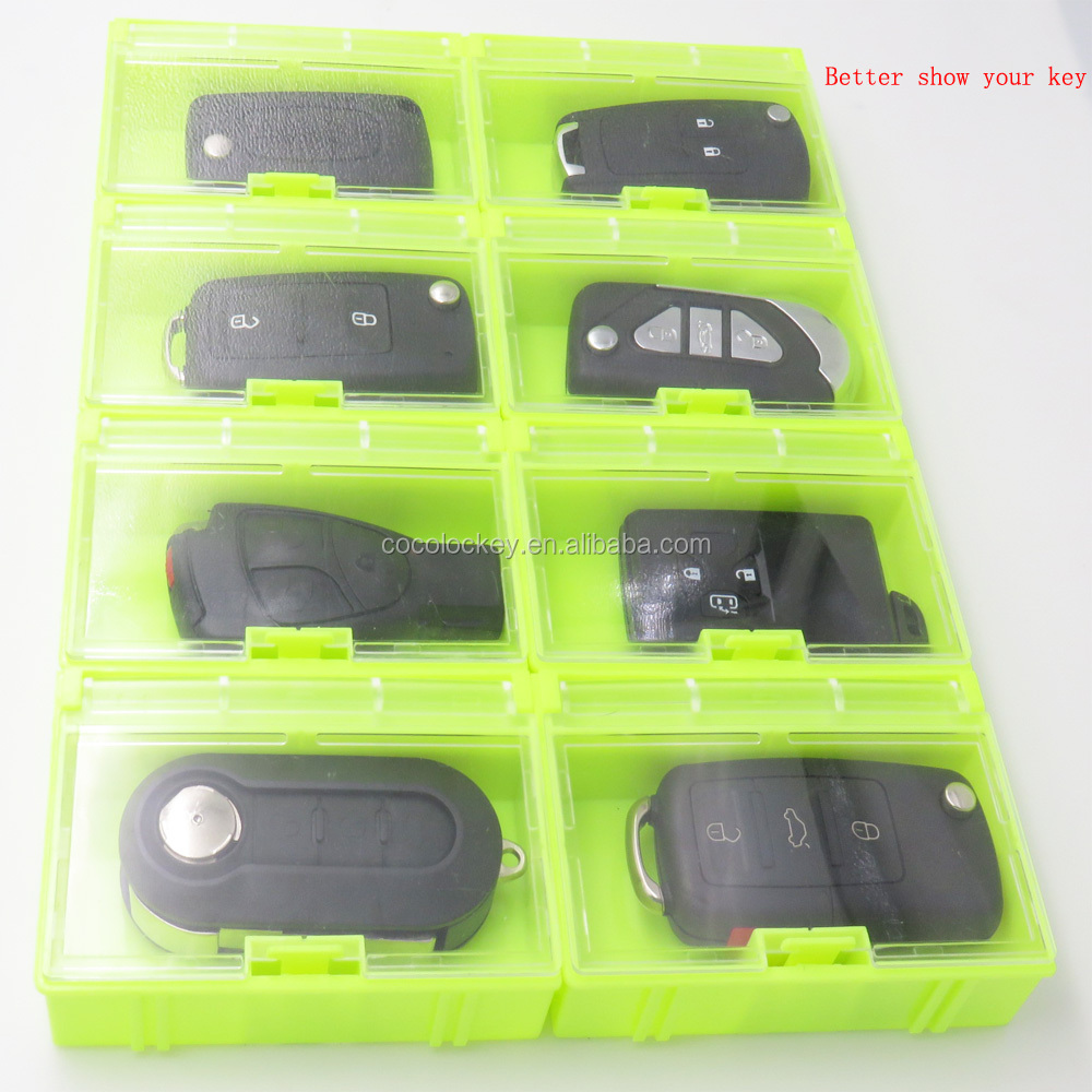 Newest Magic Box Green Color locksmith Tools Use For Show Different Model Car Key In Shop Great product