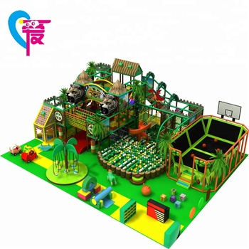 A-15332 Best Price Attracted Indoor Soft Playground Equipment For Kids Indoor Amusement Park