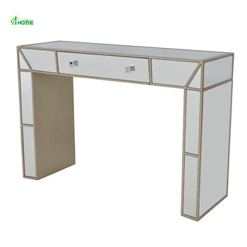 Vanity Mirror With Bead Dressing Table For Bedroom Furniture - Buy ...