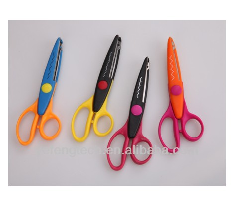 safe scissor for kids / color scissors for kids
