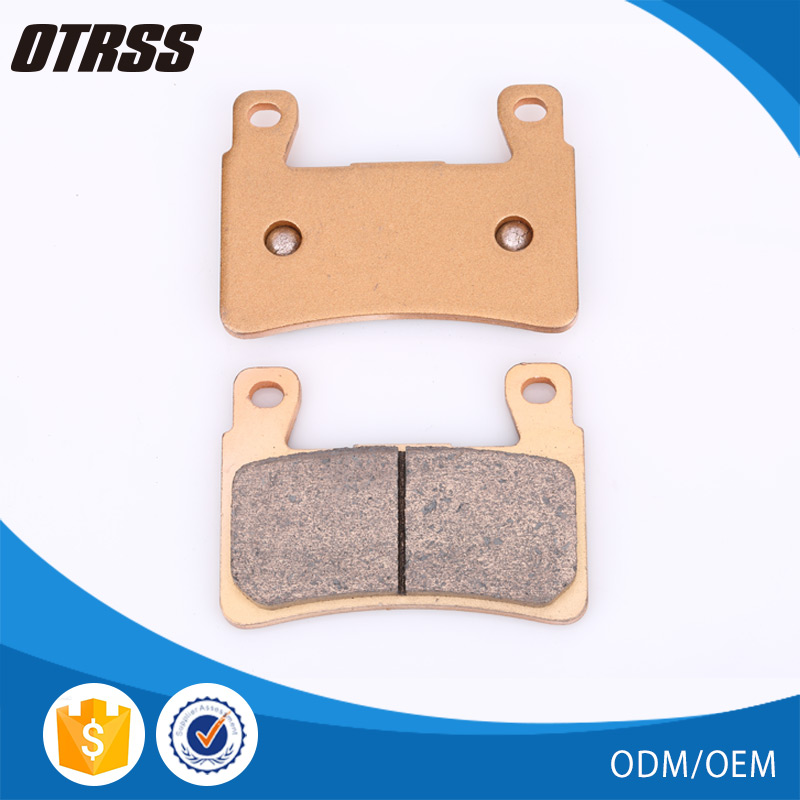 No noise and low price sintered disc brake pad fit for CBR 900 RR