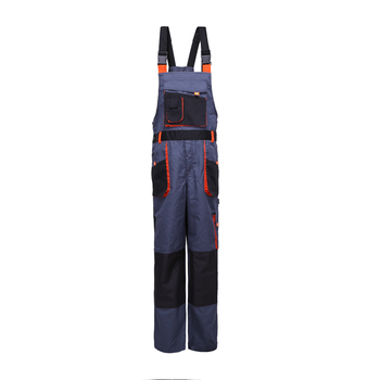 man safety guard coverall workwear technician overall bib pants