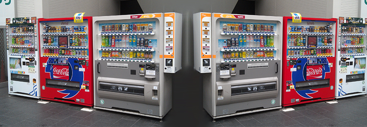 Hot sale Custom Made merchandise soda machines