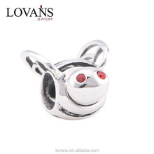 Factory Price 925 Sterling Silver Bee Charms YZ095