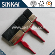 Excellent Grade wooden handle exterior paint brushes