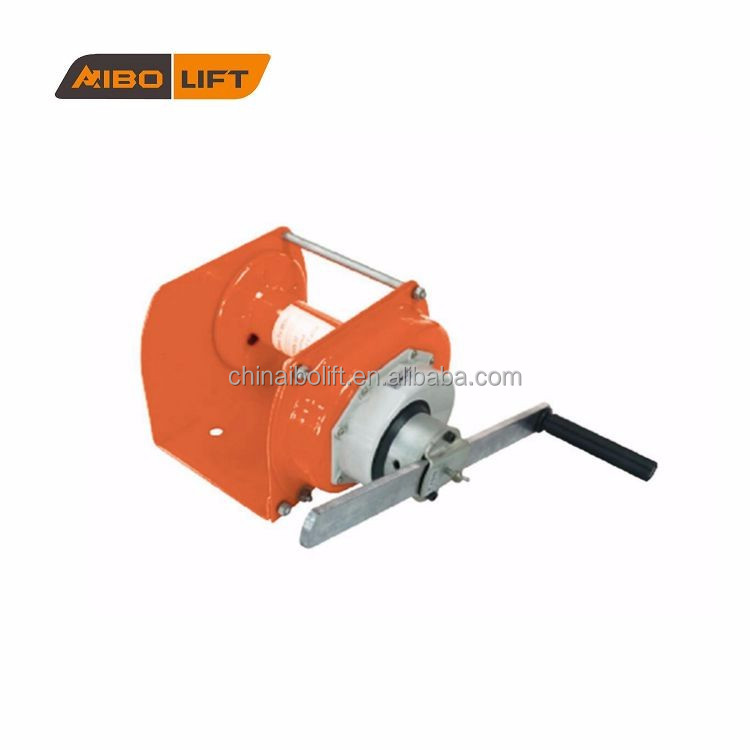 Industrial and Marine Hand Operated Winches 2 Ton