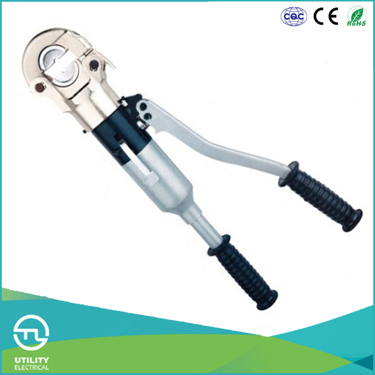 UTL Unique Products To Sell 16mm Stroke Handheld Manual Hydraulic A/C Hose Crimping Tool