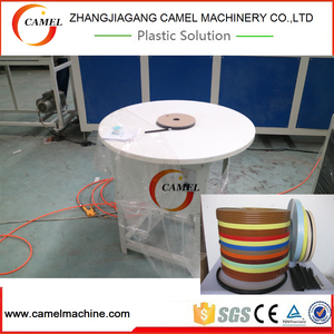 furniture pvc edge banding making machine /production line / extruder line