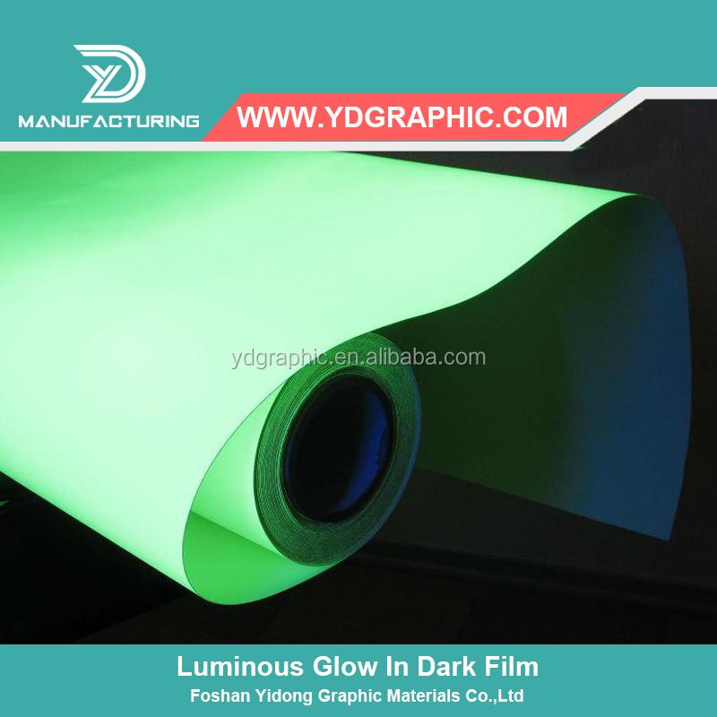 glow in the dark paper