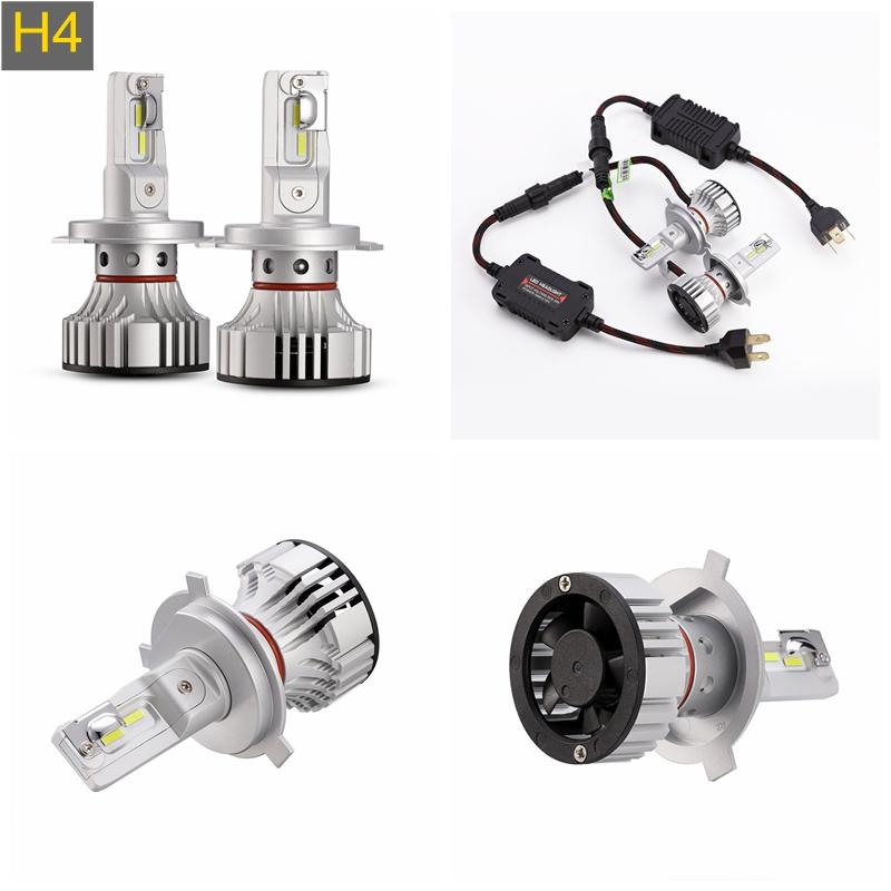 Extreme Super Bright White High Power H11 LED Headlight Bulb F2 H9 H8 H11 d4s led headlights conversion kits LED Headlamp Bulbs