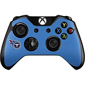 NFL Tennessee Titans Xbox One Controller Skin - Tennessee Titans Breakaway Vinyl Decal Skin For Your Xbox One Controller