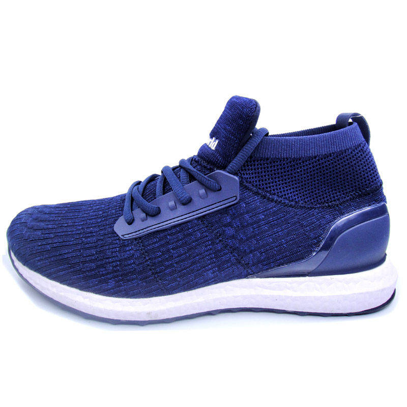 Upper Men's Brand Sport Shoes New Fashion Knitting Sneaker Shoes pR5wfFTIxq