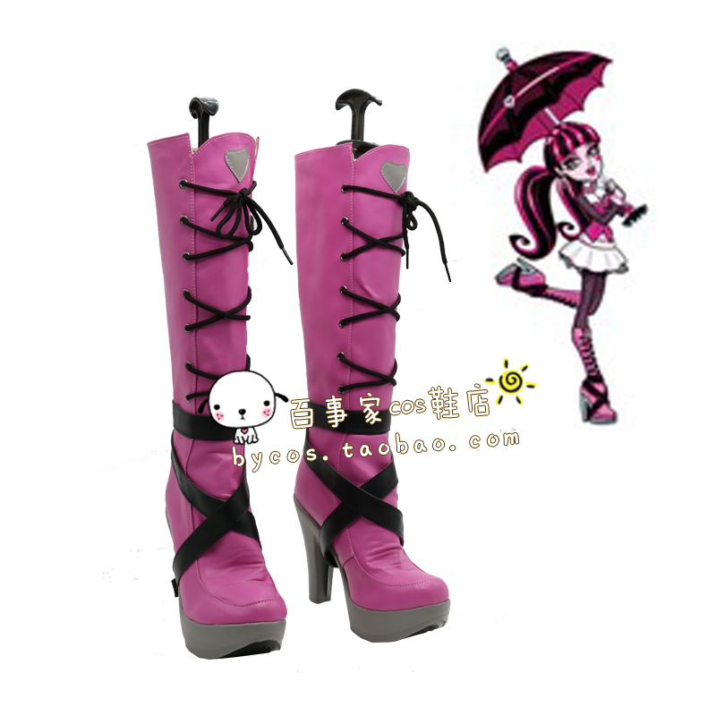 Draculaura Costume Boots Wwwimgkidcom The Image Kid  sc 1 st  Meningrey : draculaura halloween costumes  - Germanpascual.Com