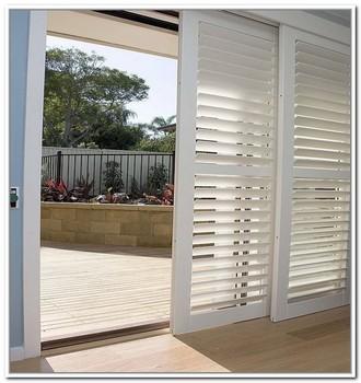 Interior basswood sliding window plantation shutters door & Interior Basswood Sliding Window Plantation Shutters Door - Buy ...