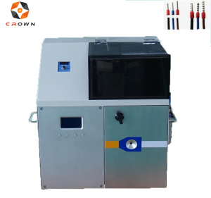 Insulated Cord End Terminals Ferrules tubular connector Terminal Crimping machine