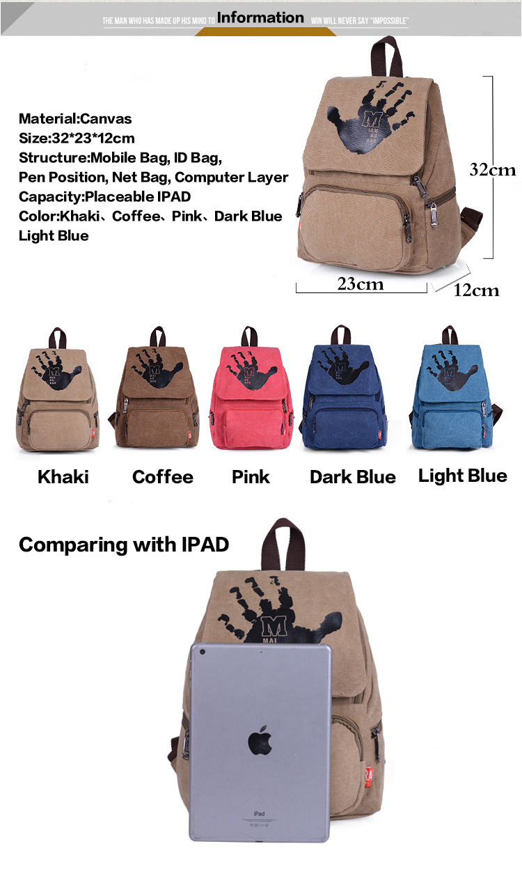 2019 New Fashion OEM Good Quality Cheap Magic School Backpack Laptop Anti Theft Bag