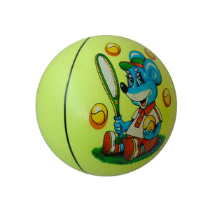 BSCI audit blank or 1 color logo or colorful logo printed different sizes eco-friendly toys mini soft PVC basketball